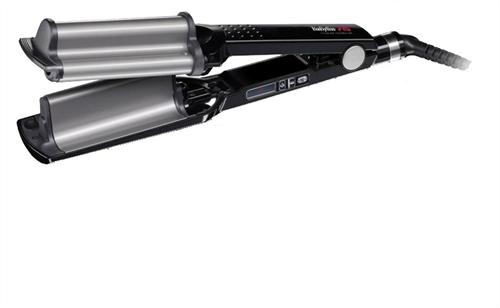 Щипцы для завивки волос BaByliss Pro Ionic Hi-Def Waver - фото 11388
