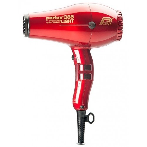 Фен PARLUX 385 Power Light красный, 2150Вт, ионизация - фото 11466