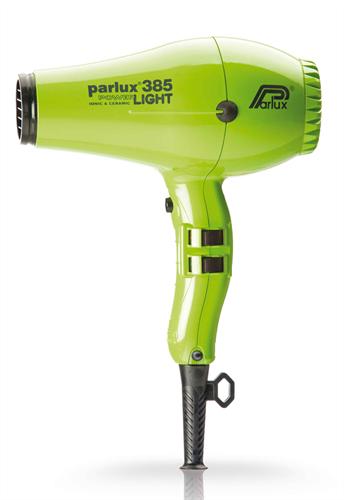Фен PARLUX 385 Power Light зеленый, 2150 Вт, ионизация - фото 11471