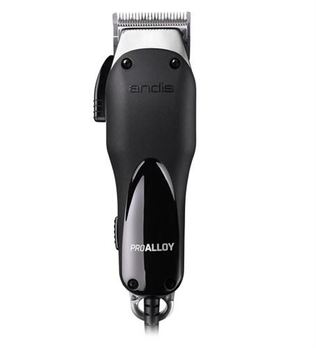 Машинка для стрижки волос Andis PRO ALLOY 0,5-2.4 мм, сетевая, 8W,9нас. - фото 11675