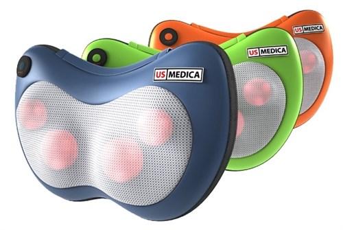 Массажная подушка US MEDICA Apple - фото 11831