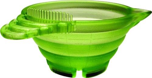 Парикмахерская мисочка для краски Y.S.Park YS CK-1-10 зеленая - фото 12065