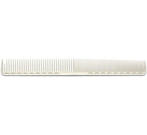 Парикмахерская расческа Y.S.Park YS-331-05 белая - фото 12101