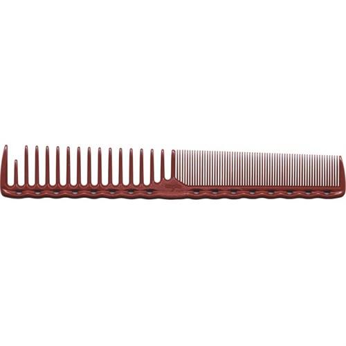 Парикмахерская расческа Y.S.Park YS-332-08 красная - фото 12106