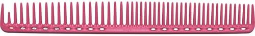 Парикмахерская расческа Y.S.Park YS-333-07 розовая - фото 12108