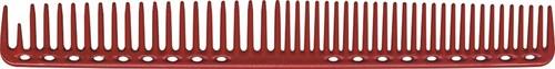 Парикмахерская расческа Y.S.Park YS-333-08 красная - фото 12109