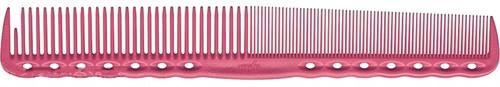 Парикмахерская расческа Y.S.Park YS-334-07 розовая - фото 12111