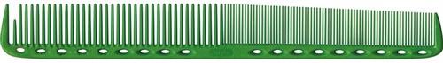 Парикмахерская расческа Y.S.Park YS-335-10 зеленая - фото 12116