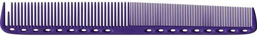 Парикмахерская расческа Y.S.Park YS-335-11 фиолетовая - фото 12117