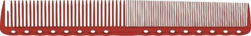 Парикмахерская расческа Y.S.Park YS-336-08 красная - фото 12120