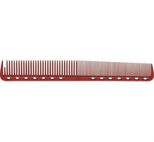 Парикмахерская расческа Y.S.Park YS-339-08 красная - фото 12140