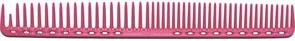 Парикмахерская расческа Y.S.Park YS-333-07 розовая