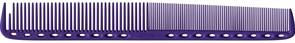 Парикмахерская расческа Y.S.Park YS-335-11 фиолетовая