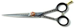 Прямые ножницы Kedake 0690-5355-22p/red DD/Cobalt 5,5″