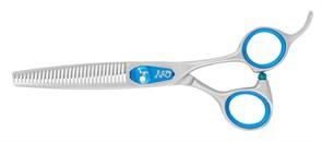 Ножницы для стрижки собак филировочные KKO KC6030W
